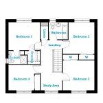 Foss First Floor Plan