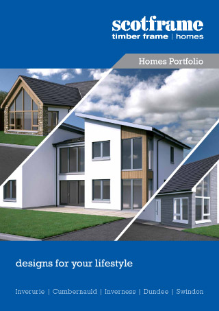 Scotframe Homes Portfolio Brochure