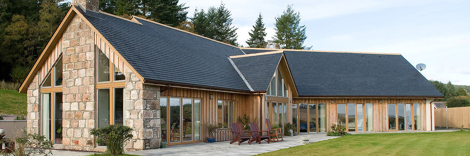 Scotframe Timber Frame Homes - Scotframe Timber Frame Homes