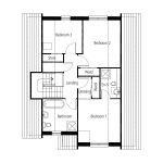 Hemlock First Floor Plan